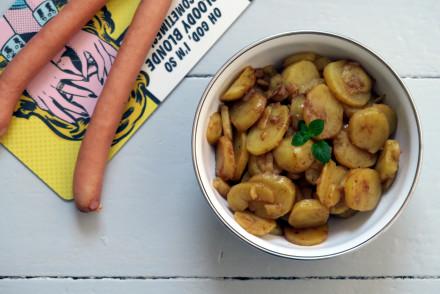 Der Klassiker - Kartoffelsalat