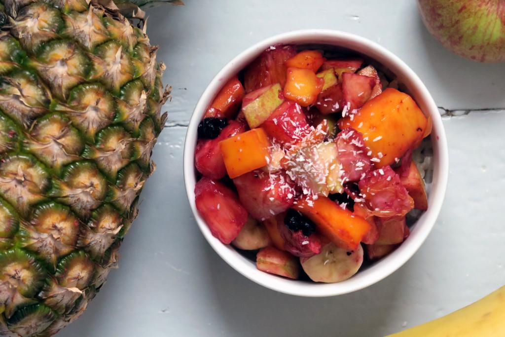 vitaminreicher Obstsalat