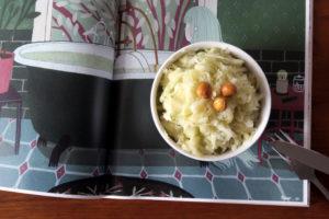Kohlrabi-Apfel-Salat