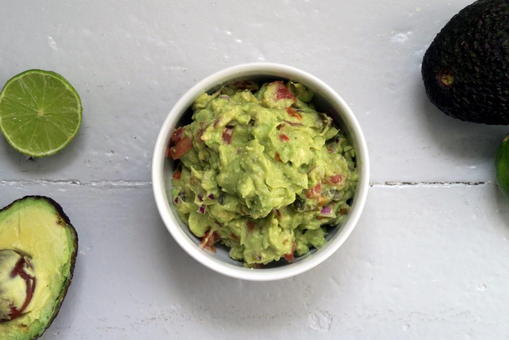Die Suche nach einem guten Guacamole-Rezept hat ein Ende. Es schmeckt nach mehr!