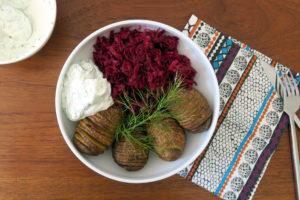 Göttlich, lecker, mehr davon: Rote Bete Rohkostsalat