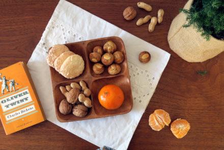 Bethmännchen sind sehr leckere glutenfreie Weihnachtsplätzchen